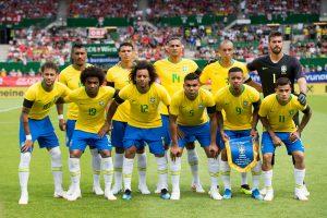 Con Neymar titular, Brasil golea 3-0 a Austria en último amistoso antes de Rusia 2018