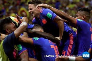 Rusia 2018: Quintero resucita a Colombia