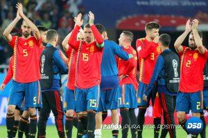 Rusia 2018: España sobrevive y lidera el grupo