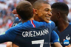 Rusia 2018: Mbappé arrolla a Argentina y mete a Francia en cuartos