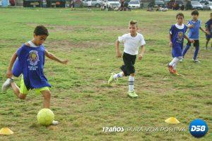 FútVe: FUNDAUAM realizó una serie de partidos amistosos