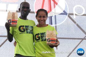 Eric y Dolores conquistaron la quinta carrera Gatorade Maracaibo Rock