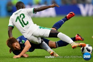 Rusia 2018: Japón y Senegal empatan 2-2 y lideran el Grupo H del Mundial