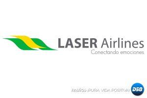 Laser Airlines renueva su imagen