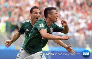 Rusia 2018: México hace historia y tumba a la campeona