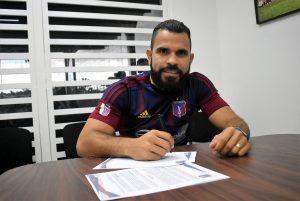 Liga Futve: «Patoncito» se une a la artillería «Azulgrana»