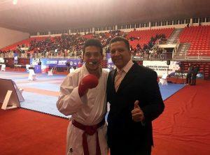 Karatecas venezolanos compiten en Panamericano con miras a los Juegos Centroamericanos