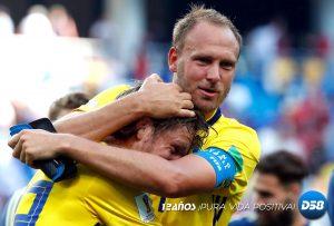 Rusia 2018: El VAR le evita un sofoco a Suecia contra Corea