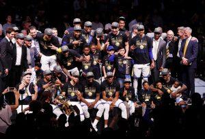 NBA: Curry y Durant dan nuevo título a unos Warriors de dinastía