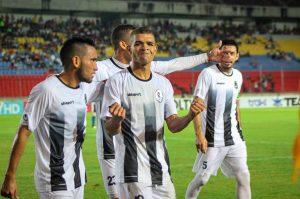 LigaFútVe: Zamora FC sacó un importante empate en Cachamay