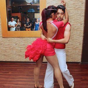 Pareja de bailarines venezolanos triunfa en el exterior