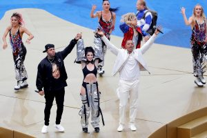 Will Smith, Nicky Jam, Era Istrefi y Ronaldinho encienden el Luzhniki antes de la final