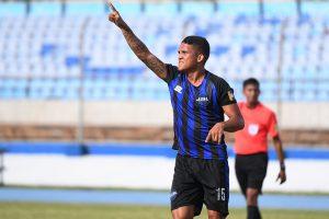 David Barreto: renace una promesa en el Deportivo JBL