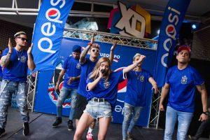 El «Team Dinamita» se coronó campeón de la dinámica de Pepsi en redes sociales #ArmaTuEquipo