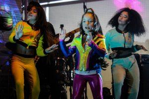 Anabella Queen estrena «Bailando a lo loco»
