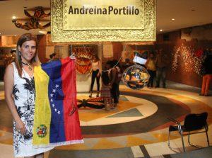 Venezolana es seleccionada por la Fundación Proyecto Huerto para exponer en Chile