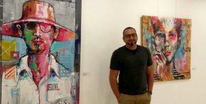 Juan Carlos Ardenti presenta «Desarraigos» inspirada en el éxodo venezolano