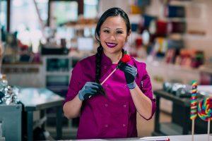 Isabel Lau gana Mara de Platino como Artista de Caramelo