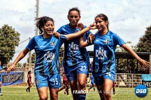 FútVe: Experiencia y juventud la mezcla de trabajo del Zulia FC femenino