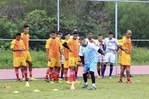 LigaFútVe: Deportivo Anzoátegui SC va por los tres puntos ante Caracas
