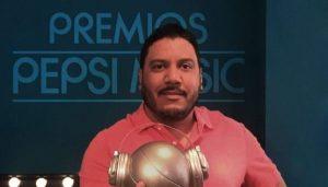 Director Javier Farías logra este año su cuarta nominación a los Premios Pepsi Music