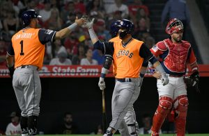 MLB: Marwin González pega «Grand Slam»