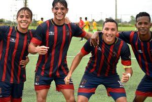 TerceraFUTVE: Filial «Azulgrana» enfrenta a Dynamo Puerto FC por la jornada 3