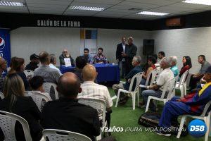 Museo de Béisbol Zuliano presenta proyecto del Salón de la Fama del estado Zulia