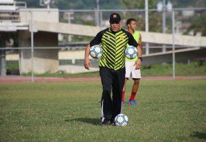 José Francisco González no continúa al frente del Deportivo Anzoátegui SC