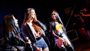 Shey encendió el escenario de «3 Generaciones» como artista invitada