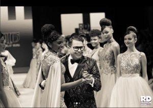 El zuliano Douglas Tapia deslumbró en el República Dominicana Fashion Week