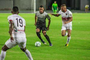 Liga FútVe: Zamora FC venció a Monagas SC en «La Carolina»