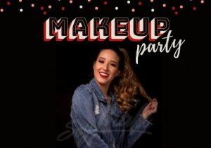 SoyThali se prepara para su primera «Makeup Party» en Parloffe