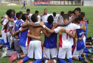 FútVe: Menores de Titanes FC arrancan el Clausura de la Serie de Oro