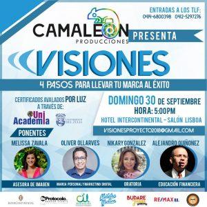 Maracaibo vivirá los cuatro pasos para llevar marcas al éxito con «Visiones»