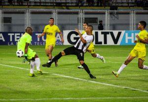 FútVe: Zamora FC tomó ventaja en «La Carolina»