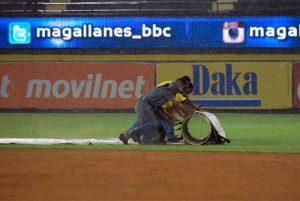 LVBP: La lluvia arruinó el Día Inaugural en Valencia