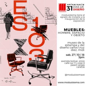 Modusistema cumple 31 años enalteciendo el diseño en Venezuela