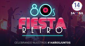 Sambil Maracaibo celebra su aniversario con fiesta retro