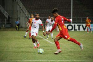 Deportivo Anzoátegui SC se despide con la frente en alto de la Copa Venezuela 2018