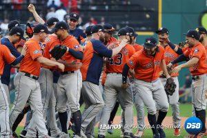 MLB: Astros aplastan a Indios y van a la final de la Liga Americana