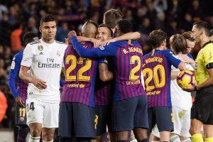 LaLiga: Barcelona humilla al Real Madrid 5-1