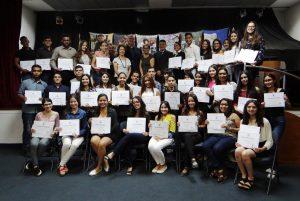 CEVAZ entrega 45 Becas para Crecer en el marco de su celebración aniversaria