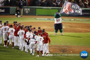 MLB: Bradley enciende el ataque y los Medias Rojas empatan la serie