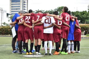 Tercera FútVe | Freddy Reyes: «los jóvenes retomaron su confianza en el estilo de juego»