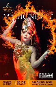 Chiki Chic tendrá su pasarela de circo en Maracaibo