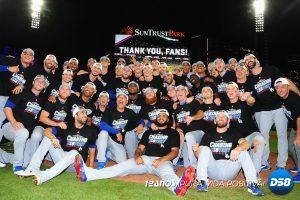 MLB: Dodgers consiguen su boleto