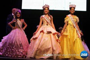 La Feria Infantil corona a sus reinas en una noche de ensueño