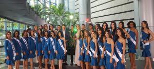 Ahora puedes interactuar con las 25 chicas del Miss Intercontinental Venezuela 2018