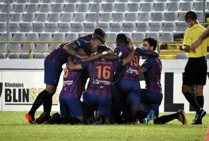 Liga FútVe: duelo oriental en la «Fortaleza Azulgrana»
